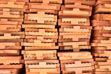 Free Stack Of Brickwork Stock Photography - 15446102