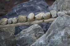 Free Balancing Rocks Royalty Free Stock Image - 15446906