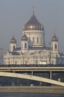 Free Cathedral Of Christ The Saviour Stock Photo - 15447000