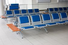 Free Empty Airport Stock Photography - 15447182