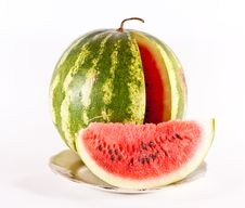 Free Water-melon Stock Photography - 15447752