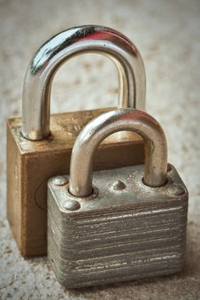 Free Locks Stock Image - 15448441