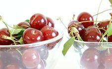 Free Fresh Cherries Stock Images - 15448814