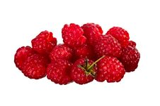 Free Raspberries Royalty Free Stock Photo - 15448915