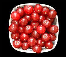 Free Fresh Cherries Stock Photography - 15448922