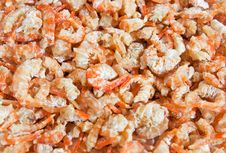 Free Dried Shrimps Stock Images - 15448974