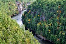 Free Baron Canyon In Fall Stock Image - 15449461