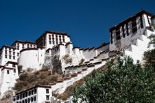 Free The Potala Palace Royalty Free Stock Photo - 15449515