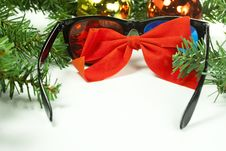 3D Christmas Stock Photo