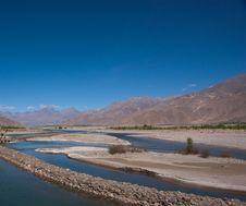 Free Lake In Tibet, China Stock Images - 15449664