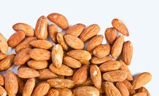 Free Almonds Stock Photography - 15449692