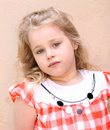 Free Beautiful Little Girl Royalty Free Stock Photos - 15450158