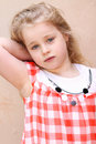 Free Beautiful Little Girl Stock Photography - 15450162