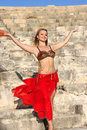 Free Belly Dancer Royalty Free Stock Photo - 15450545