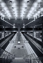 Free Symmetrical Central Station Berlin Royalty Free Stock Image - 15451736