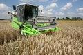 Free Machine Harvesting Stock Photography - 15455962