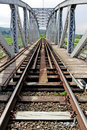 Free Old Railway Bridge Stock Photography - 15456172