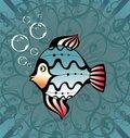 Free Fish Illustration Stock Image - 15458081