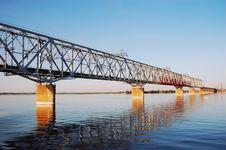 Free Railway Bridge Stock Images - 15451134