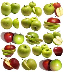 Free Fruit Apple Stock Images - 15452184