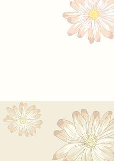 Free Floral Card Stock Photos - 15452263