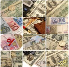 Free Currency For All Tastes Royalty Free Stock Photos - 15452728