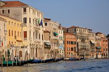 Free Venice Grand Channel Stock Images - 15452964