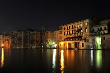 Free Venice Grand Channel Royalty Free Stock Photos - 15453048
