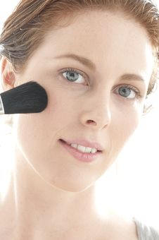 Free Woman Make Up Stock Images - 15453084
