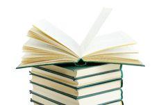 Free Open Book Royalty Free Stock Photos - 15454788