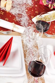 Free Decorated Table Stock Photo - 15455220