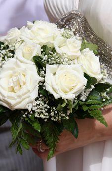 Free Wedding Bouquet Stock Photos - 15455653