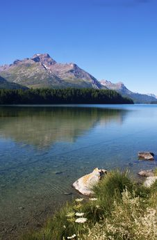 Free Alpine Lake Stock Photos - 15456043