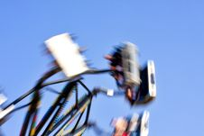 Carnival Ride Royalty Free Stock Photos