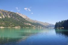 Free Alpine Lake Stock Photo - 15456240