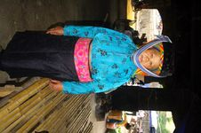Free White Hmong Grandmother Royalty Free Stock Image - 15456246