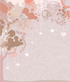 Free Tree With Hearts Stock Photo - 15456870