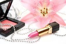 Free Decorative Cosmetics Stock Photo - 15457090