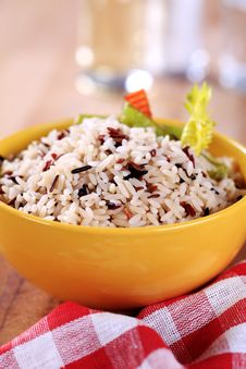 Free Mixed Rice Royalty Free Stock Images - 15457699