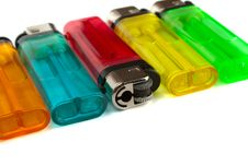 Free Lighters Royalty Free Stock Images - 15457809