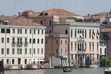 Free Canale Grande, Venice, Italy Stock Image - 15458441