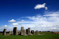 Free Stonehenge Stock Images - 15459874