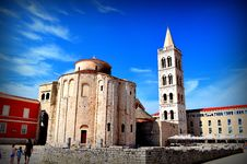 Free Zadar Royalty Free Stock Photography - 154596617