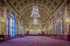 Free Glasgow City Chambers The Banqueting Hall Royalty Free Stock Photos - 154596618