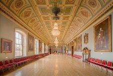 Free Worcester Guildhall Assembly Room Stock Photography - 154596622