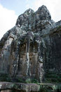 Free Elephant Three Heads At  Tom Gates In Cambodia Royalty Free Stock Photography - 15460747