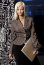 Free Girl In A Business Suit Stock Image - 15469021