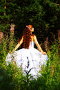 Free Bride Outdoor Stock Photography - 15469712