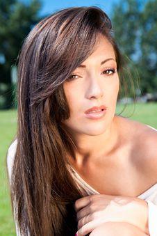 Free Lovely Beautiful Woman Stock Photo - 15460240