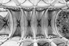 Free Gothic Rib Vault Stock Images - 15460484